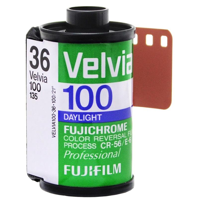 FUJIFILM Velvia 100/135-36