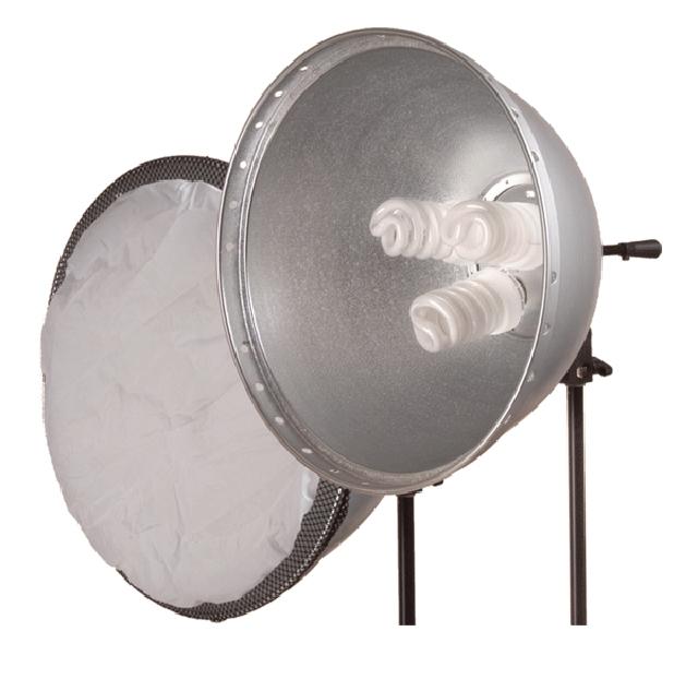 INTERFIT 103 - studiové světlo na stativ 3x patice E27
