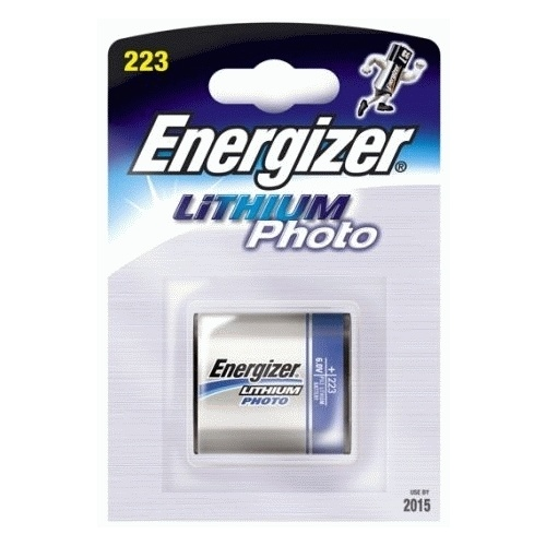 ENERGIZER CR P2(223)