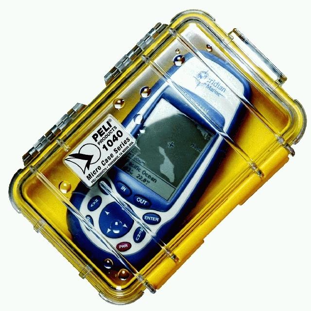 PELI CASE 1040 - vodotěsný kufr