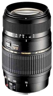 TAMRON 70-300 mm f/4-5,6 Di LD pro Pentax
