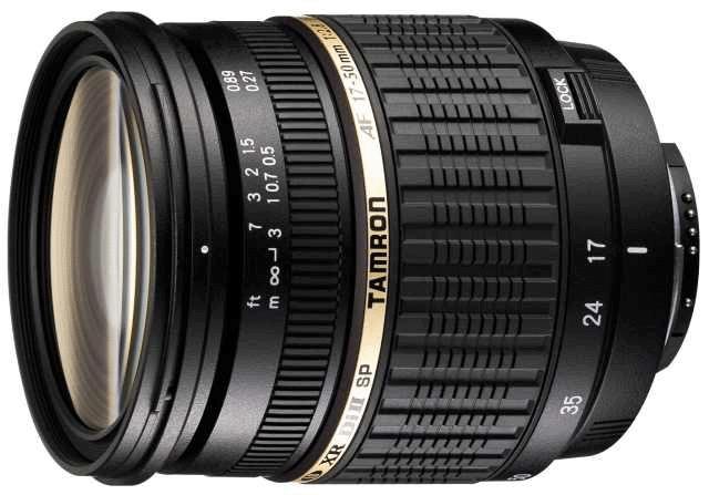 TAMRON 17-50 mm f/2,8 SP XR Di II LD Asph. pro Sony A