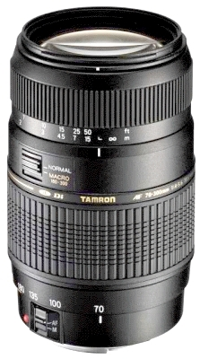 TAMRON 70-300 mm f/4-5,6 Di LD pro Sony A