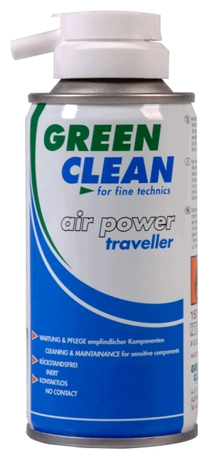 GREEN CLEAN Air Power Standard Traveller 150ml G2015