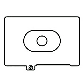CANON MATNICE EC-S (EOS 1D,DS Mark III)