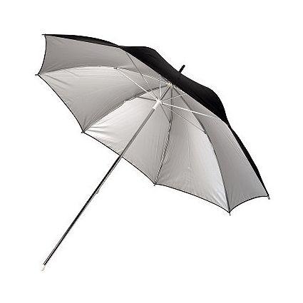 INTERFIT 262 Silver Umbrella 91cm - stříbrný deštník