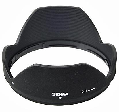 SIGMA Sluneční clona 82 mm LH875-02 pro 20/1,8, 24-70/2,8 DG