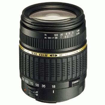 TAMRON 18-200 mm f/3,5-6,3 Di II pro Sony A
