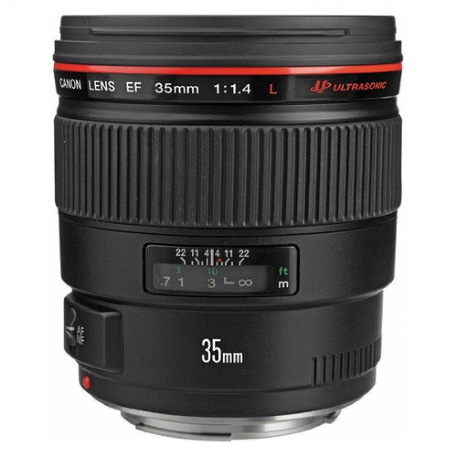 CANON EF 35 mm f/1,4 L