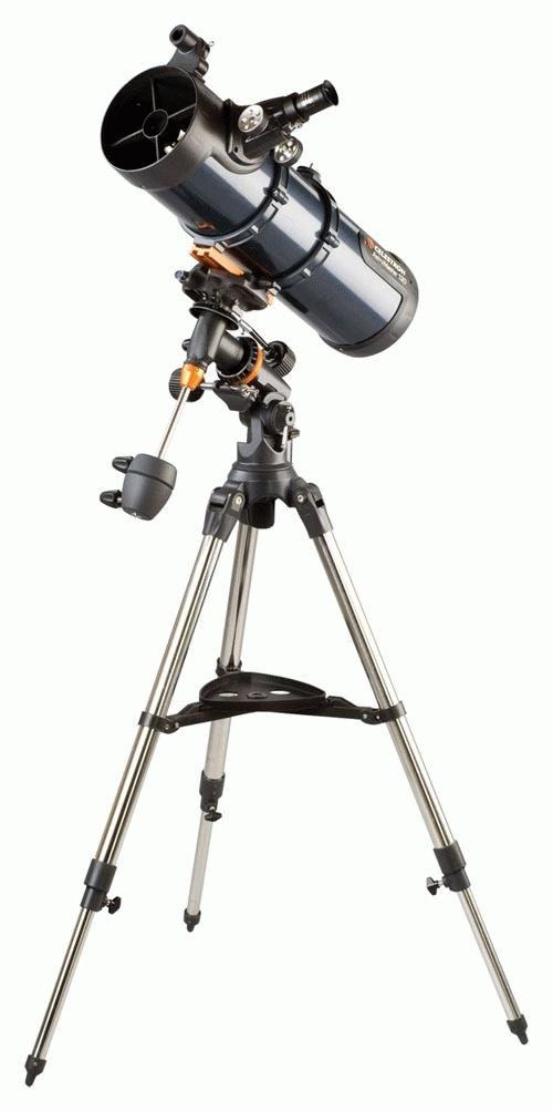 CELESTRON ASTROMASTER 130/650 EQ Newton - astrodalekohled