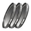 FOMEI set filtrů UV + PL-C + ND4 58 mm