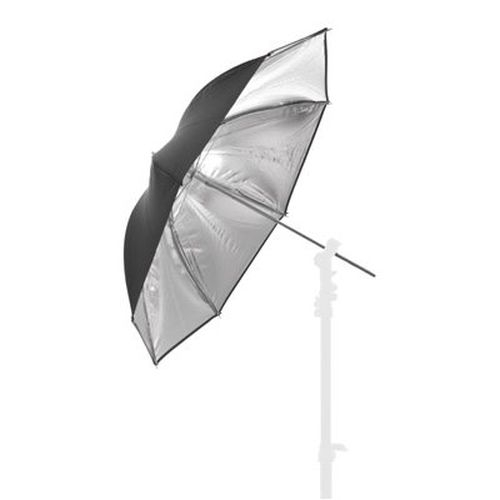LASTOLITE 4503 deštník 100 cm jemně stříbrný