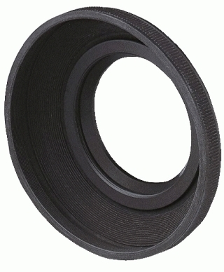 HAMA sluneční clona gumová širokoúhlá 72 mm