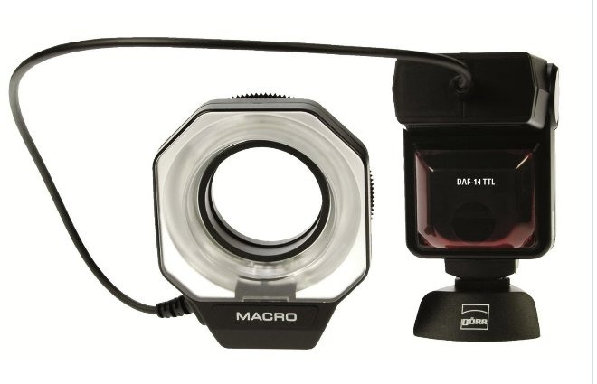 DORR makroblesk DAF-14 pro Nikon