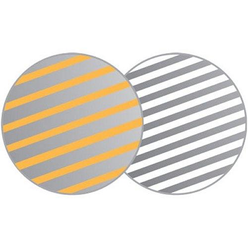 LASTOLITE 1228 odrazná deska 30 cm sluneční světlo/měkká stříbrná