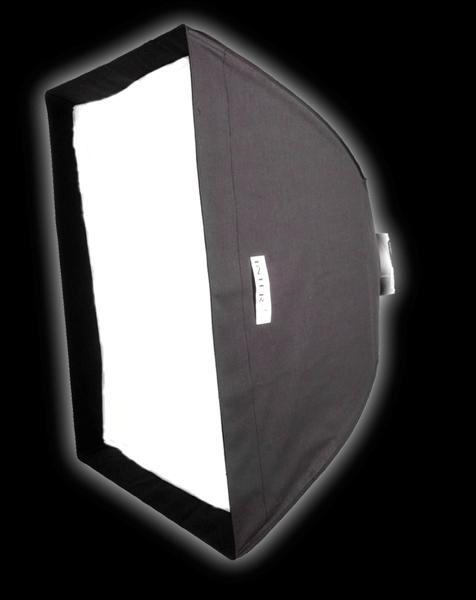 INTERFIT SSBR60 softbox 60x60cm bez objímky