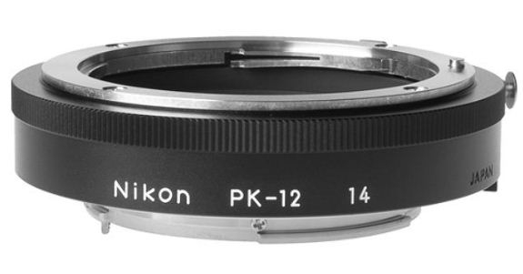 NIKON PK-12 mezikroužek macro
