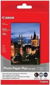 CANON inkjet 260g Satin A4/20 SG-201