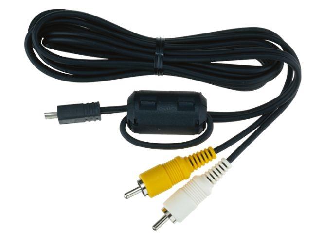 NIKON EG-CP14 videokabel pro V1/D5100/P100/S1100pj/S8000/S5100-S2600/L23-L26/S30