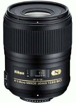 NIKON 60/2,8 G MICRO AF-S ED