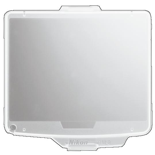 NIKON BM-8 LCD krytka monitoru D300