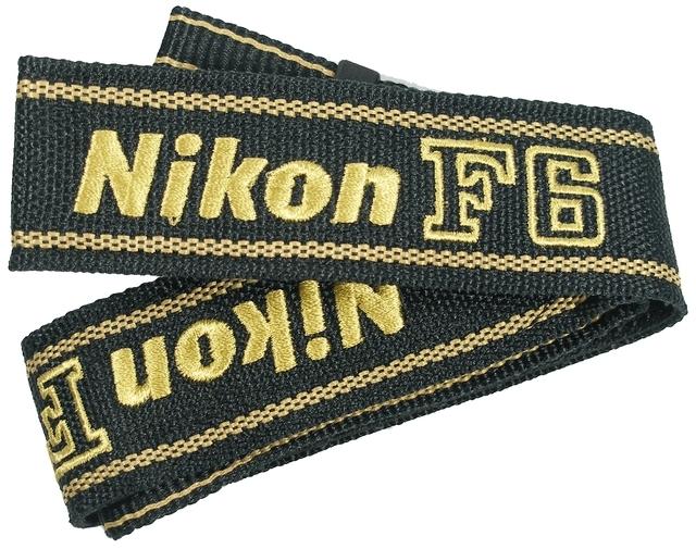 NIKON popruh pro F6 AN-19