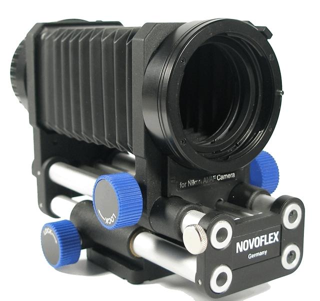 NOVOFLEX Makroměch pro Nikon AI