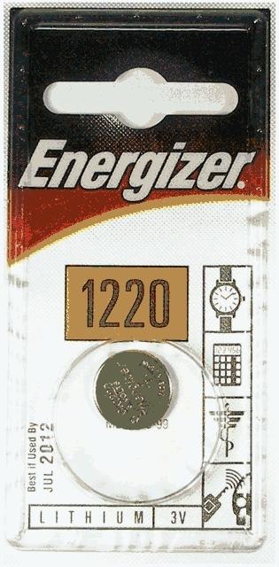 ENERGIZER CR 1220 / 1ks