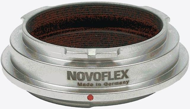 NOVOFLEX adaptér NIKA pro tělo Nikon na montáž APRO