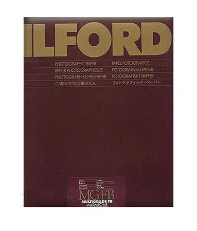 ILFORD MG FB Warmtone 30x40/10 24K