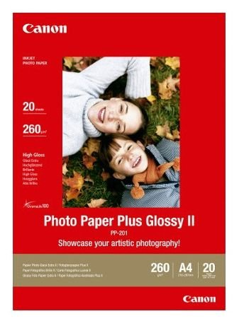 CANON inkjet 275g Glossy A3/20 PP-201