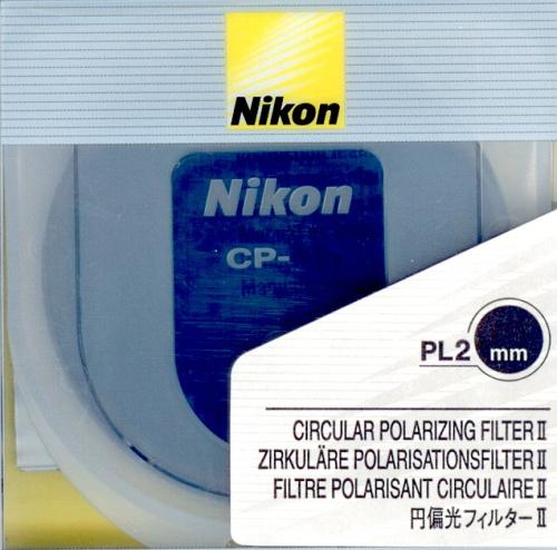 NIKON Filtr 62mm C-PL II
