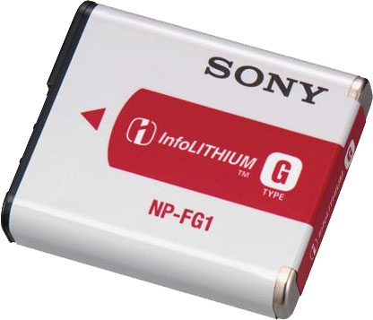 SONY NP-FG1 pro řadu W a H
