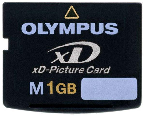 OLYMPUS M-XD1GB - M+