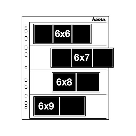 HAMA archiv 6x7/4 pergamen 2259