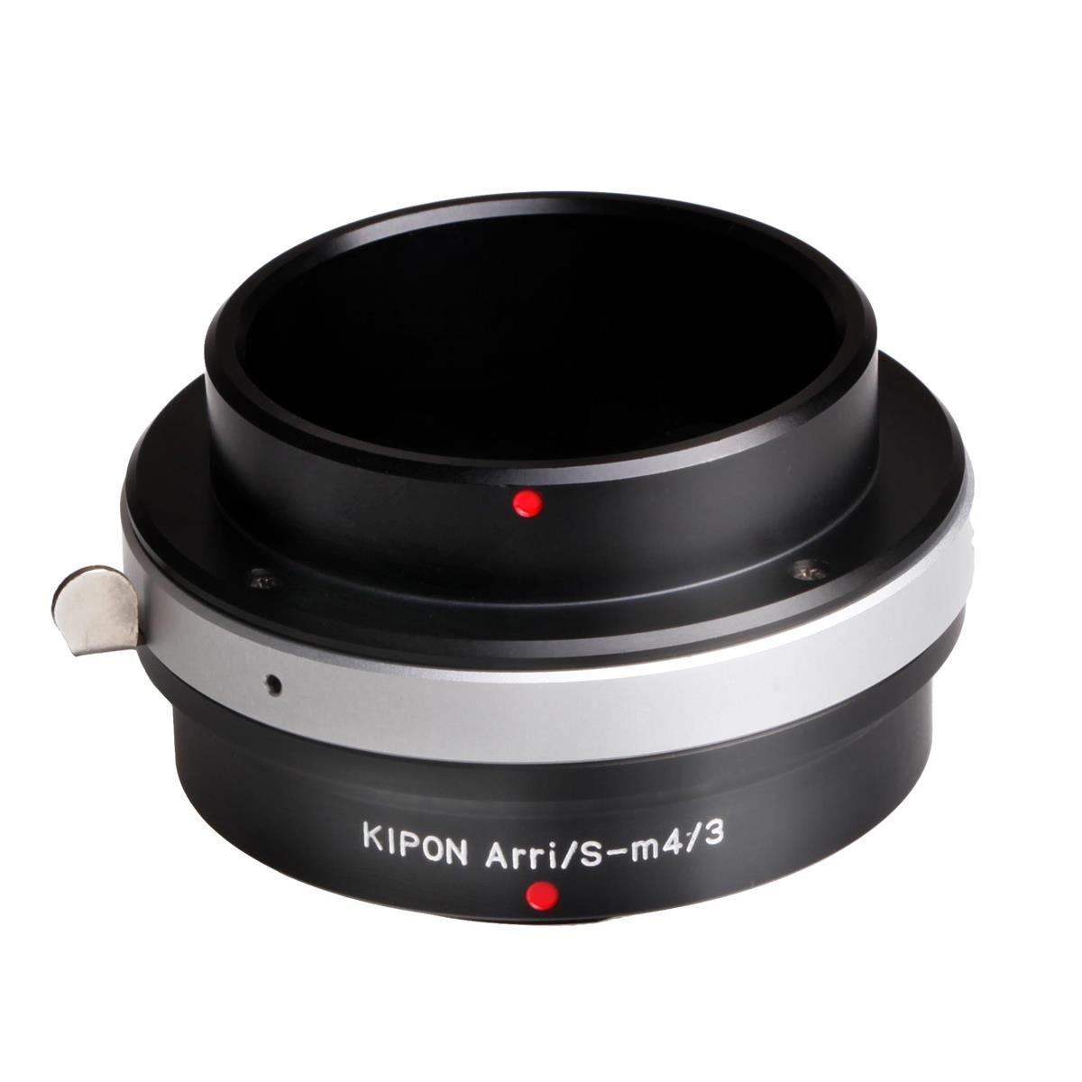 KIPON adaptér objektivu Arri S na tělo Olympus/Panasonic MFT