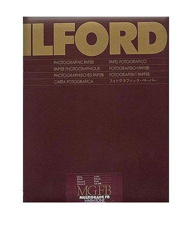 ILFORD MG FB Warmtone 50x60/50 1K