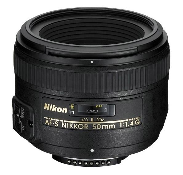 NIKON 50/1,4 G AF-S