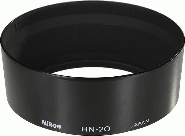 NIKON HN-20 Sluneční clona šroubovací pro 85/1,4