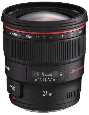 CANON EF 24 mm f/1,4 L II