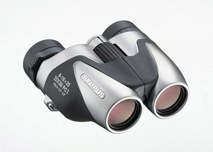 OLYMPUS 8-16x25 ZOOM PC I - dalekohled