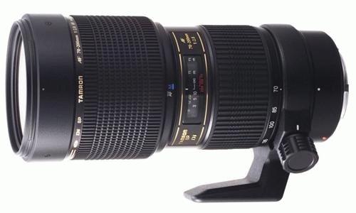 TAMRON 70-200 mm f/2,8 SP Di LD Macro pro Pentax