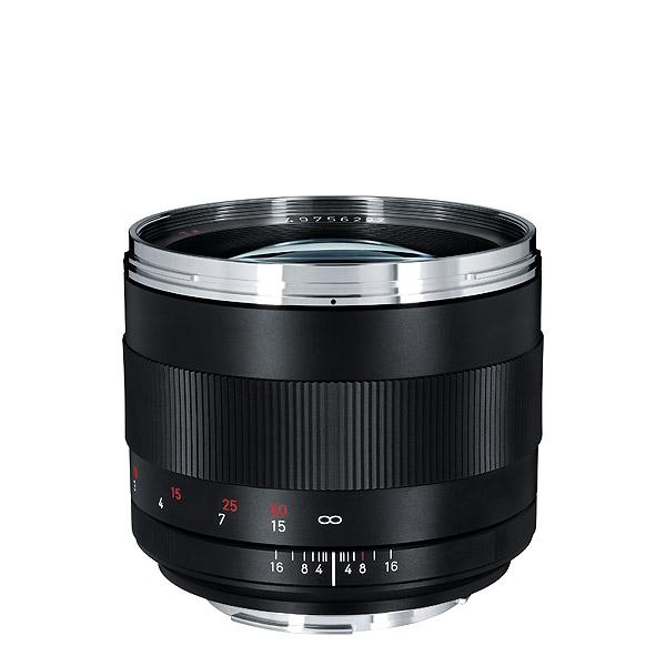 ZEISS Classic 85 mm f/1,4 Planar T* ZE pro Canon