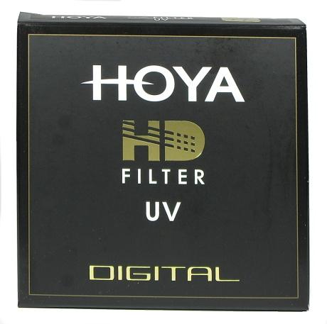 HOYA filtr UV HD 55 mm
