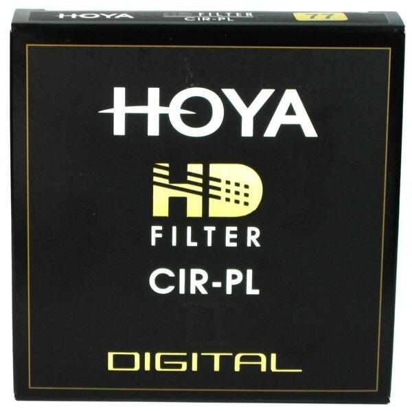 HOYA filtr polarizační cirkulární HD 55 mm