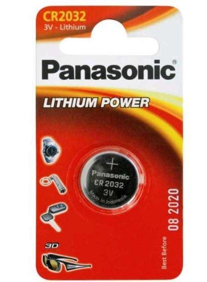 PANASONIC CR 2032 / 1ks