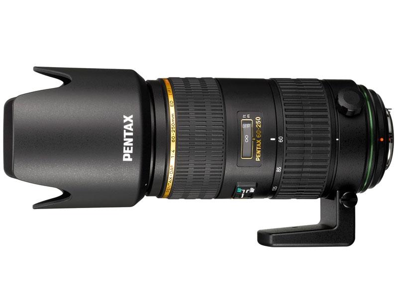 PENTAX 60-250 mm f/4 DA ED SDM