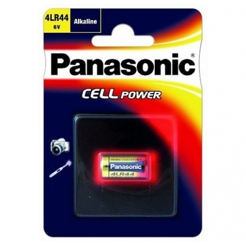 PANASONIC 4LR44 POWER CELLS