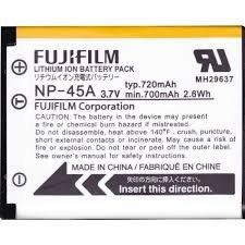 FUJIFILM NP-45S akumulátor