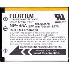 FUJIFILM NP-45S pro Finepix XP80/XP90